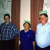 Jane Shields, Jim Hutchinson, Thelma Outram, Wal Whittingham