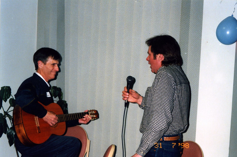 George Chapman and Greg ward