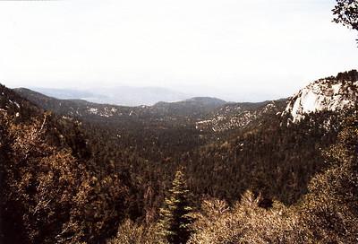 8/18/1990 - Suicide Rock Hike @ Idyllwild