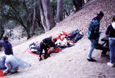 10/19/1990 - Night Hike @ Mt. Lowe