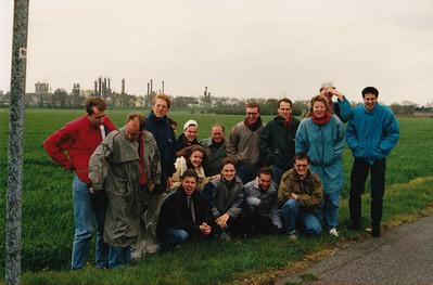 1990xxxx Studytrip Germany