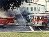 Bergenfield 11-8-90 : Bergenfield General Alarm at 32 N. Washington Ave. on 11-8-90.