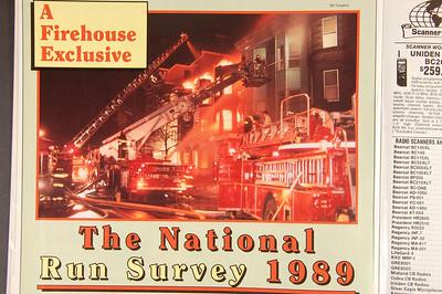 Firehouse Magazine - June 1990