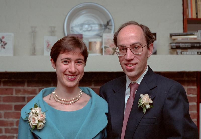 Chantal and Richard