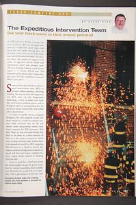 Fire Rescue Magazine - August 2002