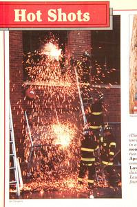 Firehouse Magazine - August 1990
