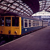 53534 + 51504 at Liverpool Lime St 18/02/90
