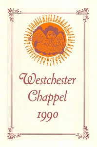 Cover, 1990, Glad Hand Press