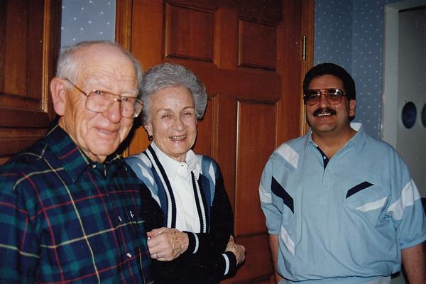 1993  -- Ben's 50th Birthday Celebration