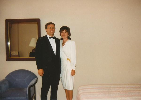 Georgetown 25 Year Reunion 1990