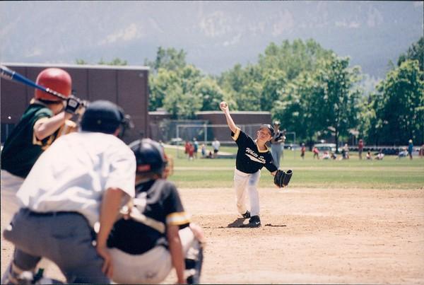 Johnny's Little League 1995