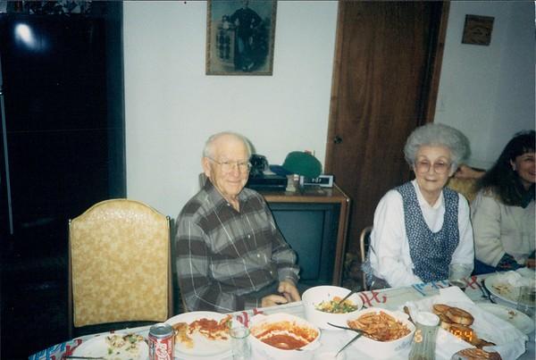Papa Frank's 80th Birthday Party 1994