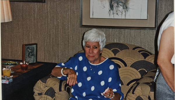 1990 08 Evelyne Segal's 80th Birthday