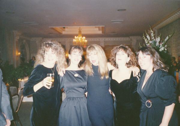 1990 11 Beth Abram's Wedding
