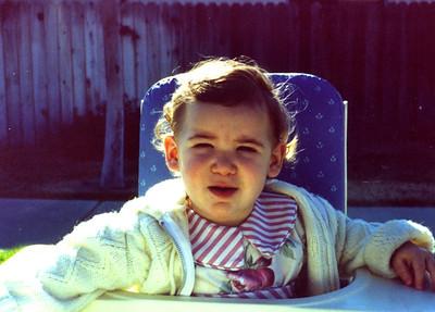 Brigette's 1st Birthday