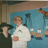 Square dance group Halloween party