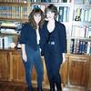 With Michelle Webber going to the Van Halen concert