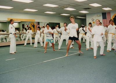 Sara @ Taekwondo
