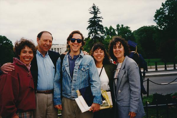 1994 05 Steven's MBA Graduation