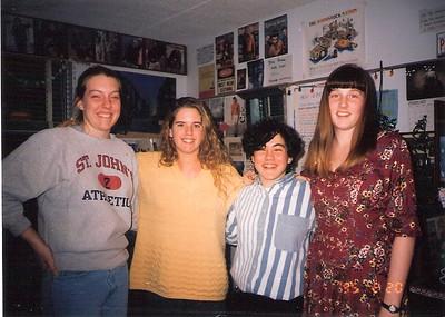 1995 Oh-Ha-Daih & Alumni Submissions