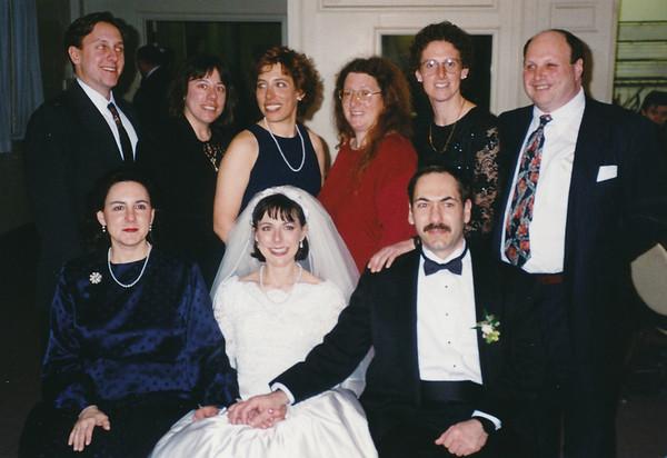 1995 03 Leslie Weiner's Wedding