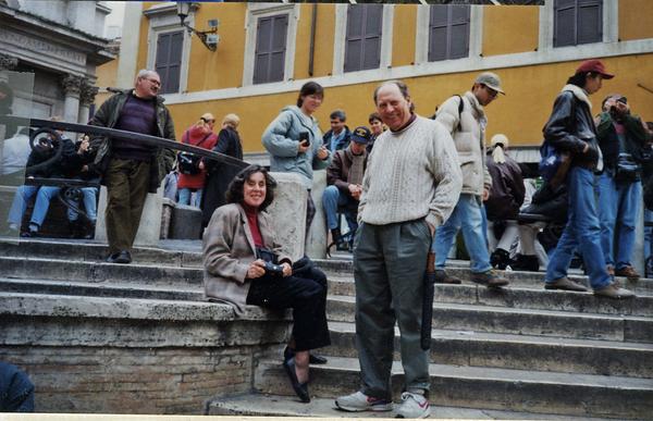 1996 03 Ed & Jane's Italy and Austria Vacation