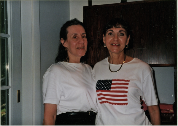 1996 07 July 4th Cookout