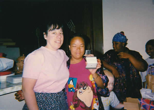 1997 03 Shayla Ellis' 12th Birthday (Robin)