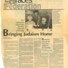 1996 Jewish Fed Article