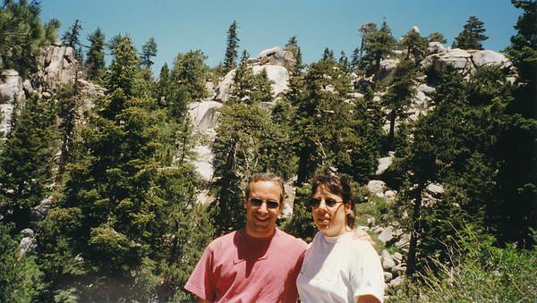 1997 06 Robin & Glenn's Big Bear Trip
