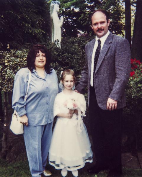 1997 - Olivia's Communion