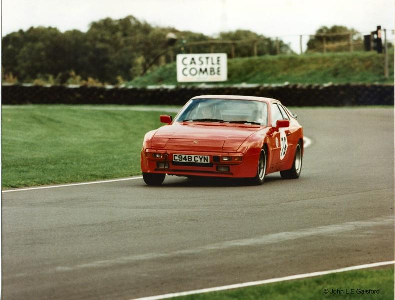 17 Oct 1998 Castle Combe BAC MC Pegasus Sprint
