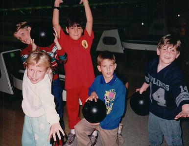 Matthew's 9th Birthday 2002