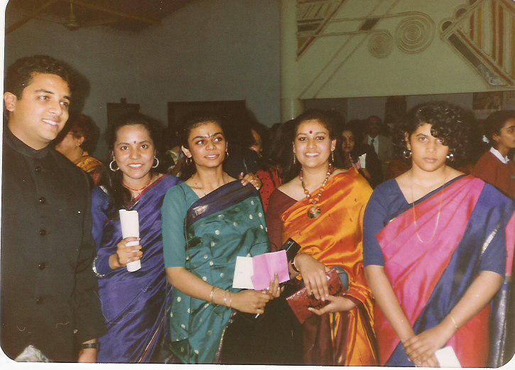 Amitabh, Diya, Nupur, Namrata