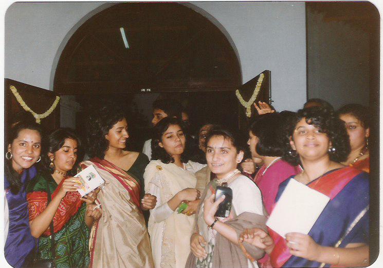 Preeti, Avni, Karuna, Ila, Shalini, Namrata