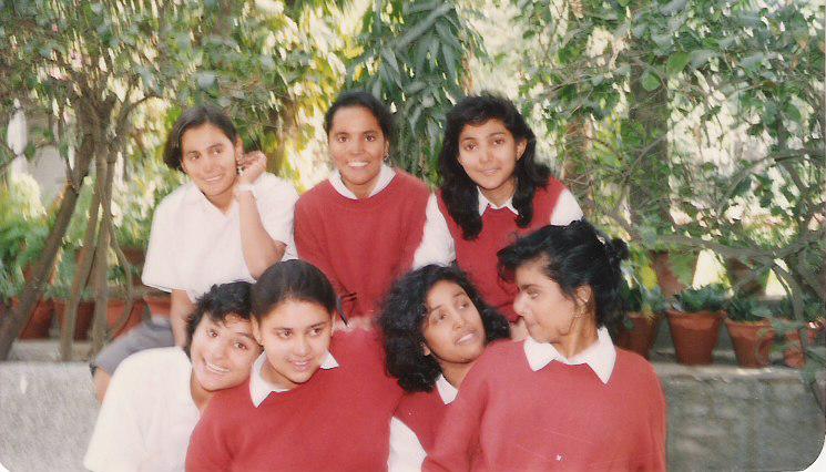 Neha, Preeti, Shilpa Richa, Nupur, Namrata, Diya