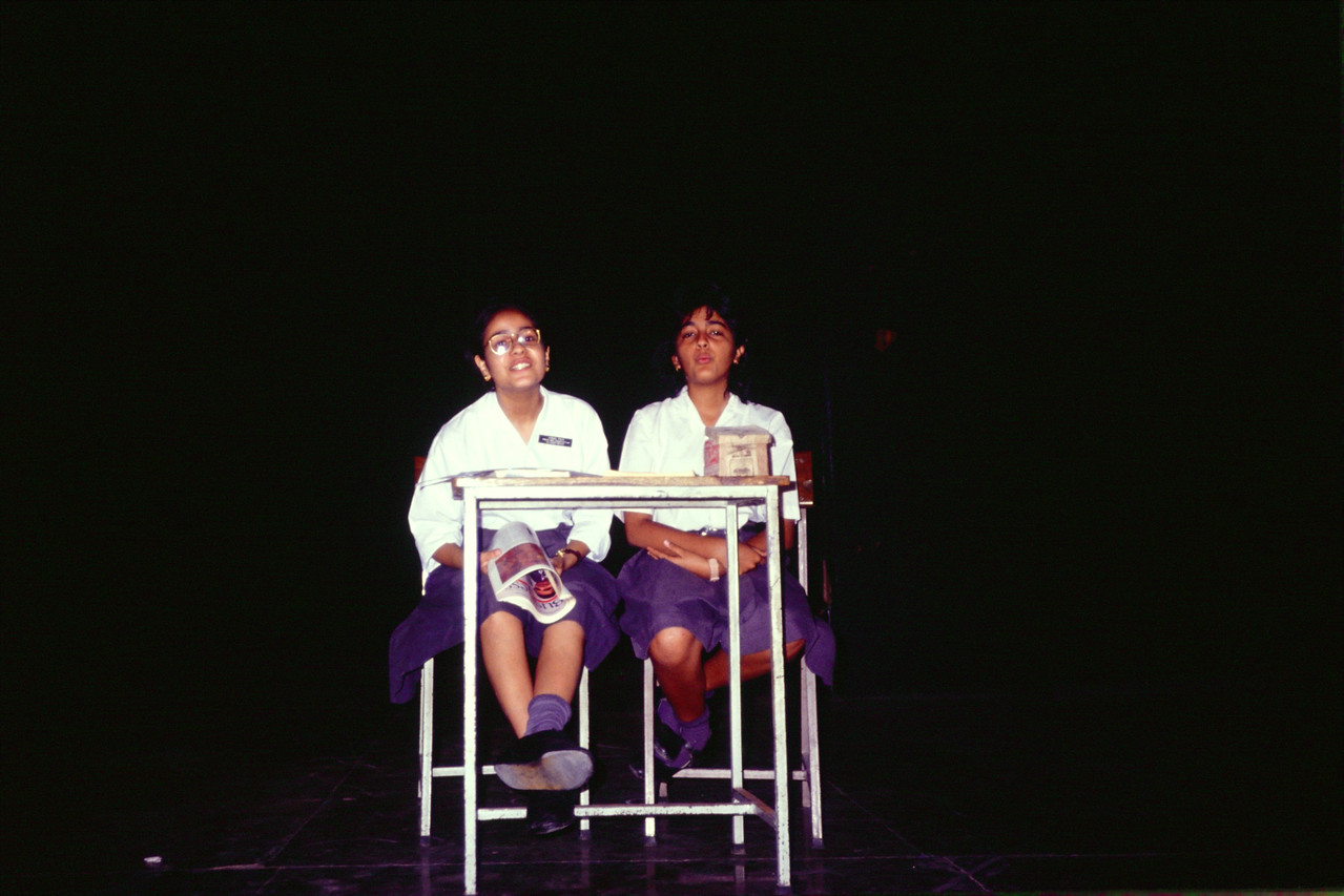 Sonal Paul (left), Avani Batra (right)