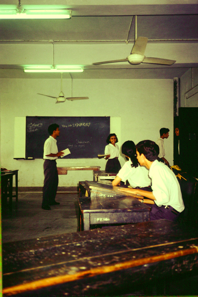 Nandini Jambholkar (teaching)