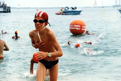 18 Jan 1992 Portsea Swim Classic
