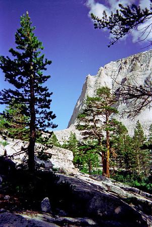 7/23/1991~7/28/1991 - Mt. Whitney Hike