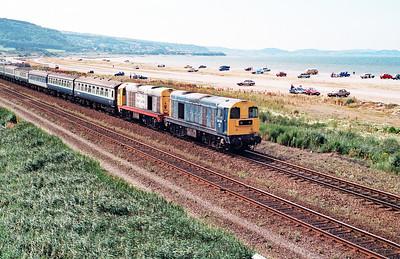 20 151 at Abergele & Pensarn on 11th August 1991