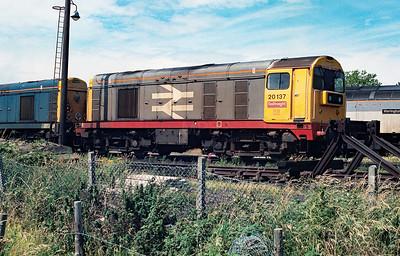 20 137 Warrington Arpley on 14th July 1991