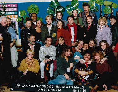 1991 Reunie Nicolaas Maas