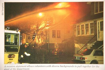 Firehouse Magazine - March 1992