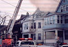 Paterson 2-6-91 : Paterson 2nd alarm at 440 E. 22nd Street on 2-6-91.