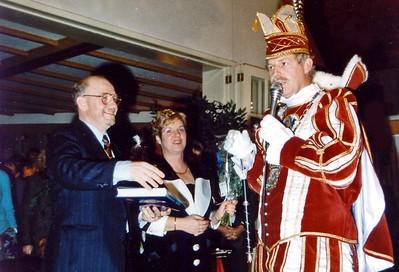 De Keulse Pot: Marius en Magda Geutjes 25 jaar getrouwd