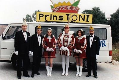 Kabinet Prins Ton den Eerste