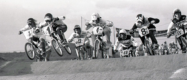 1991 Winter Nationals - Black Mountain BMX