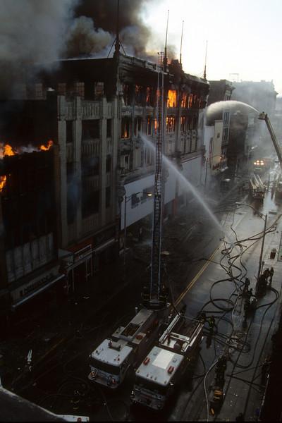 1991 Fires