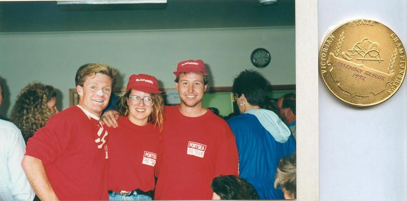 1992 IRB Assembly Race - gold